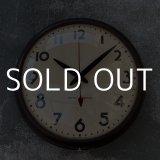 VINTAGE SETH THOMAS ヴィンテージ セストーマス ウォールクロック / アメリカ スクールクロック 掛け時計