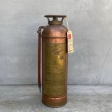 VINTAGE FIRE EXTINGUISHER ヴィンテージ 消火器 / アメリカ オブジェ ディスプレイ 什器