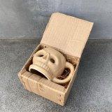 VINTAGE OMC JAPAN TIKI スカル ドクロ マグカップ / デッドストック コレクタブル 骸骨 陶器 輸出用 日本製