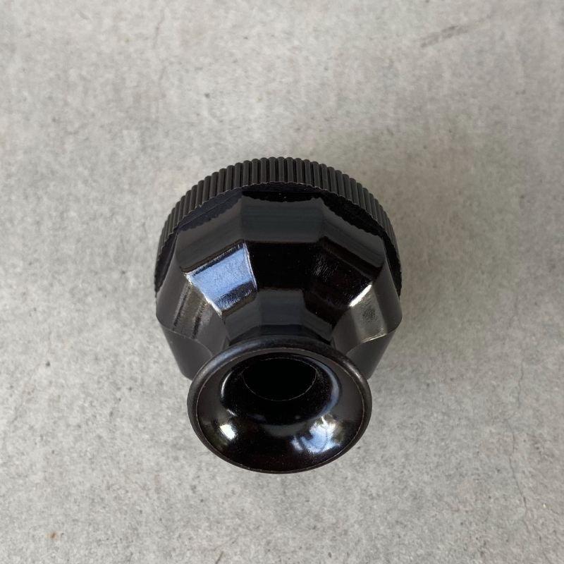 画像2: アンティーク プラグ コンセント アメリカ / リペア パーツ ブラウン 茶色 電気 修理